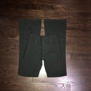 Pants - NWOT - Black Flare Dress Pants